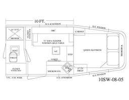 horse trailer living quarter floor plans collection of horse trailer living quarter floor plans living