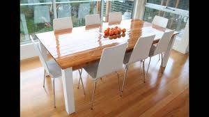 8 seater dining table youtube