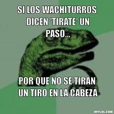 Meme Generator Velociraptor - image 201824 wachiturros know your meme