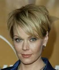short hair over ears longer in back this short stacked haircut is perfect for thick hair long crown