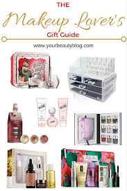 gift guide for makeup everything pretty