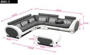 Aliexpresscom  Buy Free Shipping Large L Shaped Genuine Leather - Hard sofas