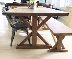 dining room cheap rectangle natural wood target dining table for