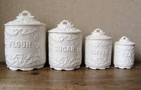 kitchen canister set ceramic kitchen canisters set mada privat
