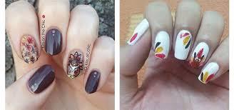 easy thanksgiving nail designs photo cwyy easy nail
