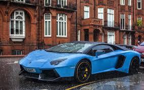 lamborghini cars wallpapers free aventador lamborghini blue car in hd luxury wallpaper hd