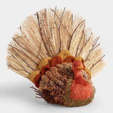 thanksgiving turkey decoration 15 turkey decorations for your thanksgiving table the handyman s