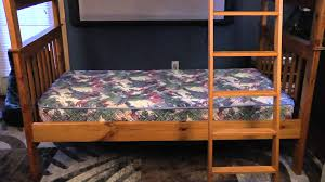 Craigslist Nc Raleigh Furniture by Bunk Beds For Sale On Craigslist Sold Youtube