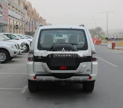 mitsubishi pajero 2017 car for sale in doha