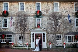 red inn christmas wedding entrance visit middleburg virginia