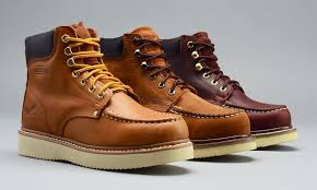 groupon s boots smith s moc toe ankle high boots groupon