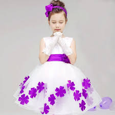 flower dress flower dresses children party dress