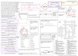 revision worksheets for aqa physics gcse 1 9 grade 2018 spec
