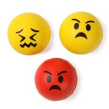 halloween stress balls emoji stress balls set of 3
