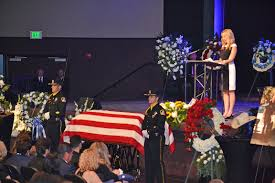 Fallen Officer Flag Deputy French Laid To Rest