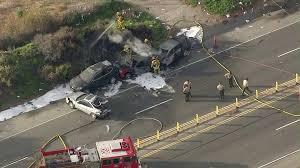devil z crash malibu chase ends in fatal crash vehicle fire pch shut down