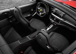 porsche inside view new ferrari portofino 2018 revealed in pictures by car magazine
