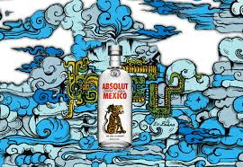 absolut vodka design absolut mexico and design inspiration from around the world