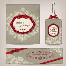 vintage christmas cards vector free vector download 22 567 free