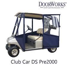golf cart cover club car ds pre 2000 golf cart enclosure doorworks sunbrella 1 jpeg v u003d1498666525