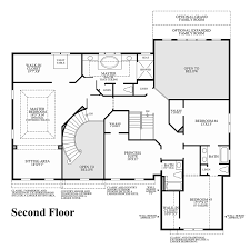 Classic Farmhouse Floor Plans by Reserve At Franklin Lakes Signature Collection The Champlain
