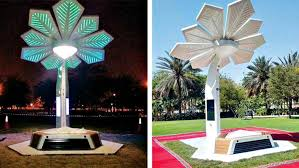 palm tree solar lights techie toys you re going to want swartz electric welcome to