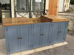 stand alone kitchen sink fpudining