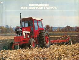 ih 1566 international harvester advertising pinterest