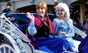 what u201cfrozen u0027s u201d elsa and anna would look like in real life