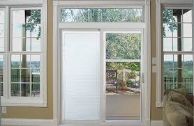 Interior Doors With Blinds Between Glass Blinds Between Glass For Patio Doors Harvey Building Products