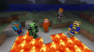 Mine Craft Halloween by Charities Get Over 700k From Minecraft Halloween Skin Pack