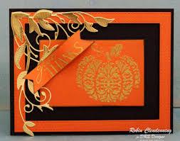 thanksgiving 2014 greeting cards handmade halloween thanksgiving card filigree pumpkin by