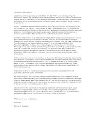 Financial Warranty Letter gallery of qa cover letter