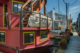 Houseboat Chip And Joanna Gaines Eastlake Seattle Curbed Seattle