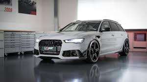 abt celebrates 120th anniversary with 735 hp audi rs6 avant