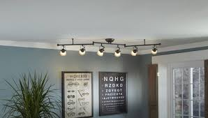 Ceiling Track Light Install Track Lighting