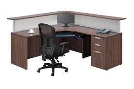 L Shaped Reception Desks Images Of L Shaped Reception Desk With Transaction Counter