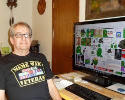 Veteran Meme - the 1000 shitposts stare meme wars know your meme