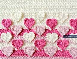 Crochet Heart Rug Pattern Free 122 Best Free Crochet Valentines Day Patterns Images On Pinterest