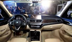 bmw 125i interior bmw 1 series sedan revealed in china with features and