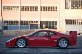 f40 auction collectible car auctions barnfind 250 gt california