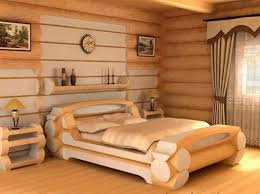 log bedroom furniture how to build a log bed tutorial home design garden