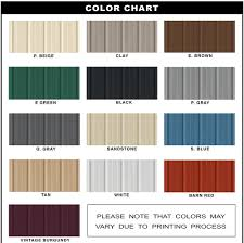 customize your metal building colors online create your own