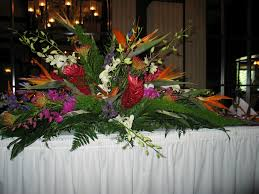 hawaiian theme wedding themed wedding receptions success stories black tie entertainment