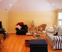family room makeover bright and budget friendly family room makeover better homes gardens