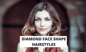hairstyles for diamond shaped face find gorgeous hairstyles for your diamond shaped faces