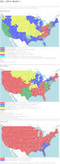 Nfl Coverage Map What Nfl Game Is On This Week In Your Area Page 7 Fantasy