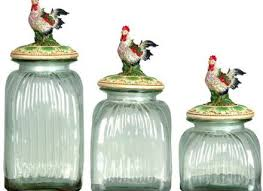 drake tuscan red canister set excellent tuscan rooster canister
