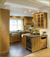 mission style kitchen cabinets quarter sawn oak home design ideas
