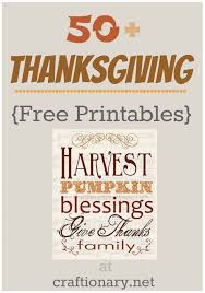 50 thanksgiving ideas free printables thanksgiving ideas
